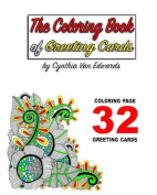 The Coloring Book of Greeting Cards!