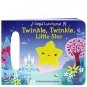 Twinkle Twinkle Little Star (Sing & Smile) [Board book]