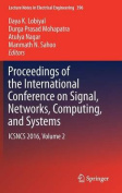 Proceedings of the International Conference on Signal, Networks, Computing, and Systems: ICSNCS 2016