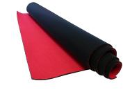Rehabilitation Advantage Soft Red Breath-O-Prene Material 46cm x 60cm x 0.2cm Thick