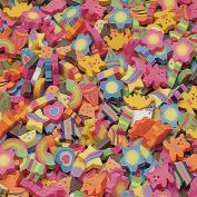 US Toy Company Mini Eraser Asst/1440-Pc