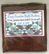 Quilt Backing, Large, Seamless, C47603-900, Dark Brown