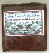 Quilt Backing, Large, Seamless, C47603-900, Dark Brown