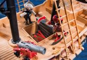 Playmobil Pirates Combat Ship 6678