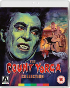 The Count Yorga Collection [Region B] [Blu-ray]