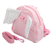 Sonline Baby Children Infant Toddler Kids Angel Wings Walking Safety Backpack Bag Harness Learning Learn To Walk Walker Assistant Helper