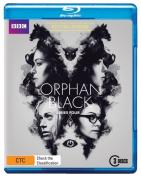 Orphan Black: Season 4 [Region B] [Blu-ray]