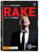 Rake: Series 4 [Region 4]