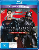 Batman v Superman [Region B] [Blu-ray]