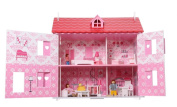 ECOTOYS Blueberry Dolls House