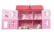 ECOTOYS Blueberry Dolls House