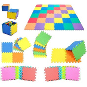 Interlocking EVA Soft Foam Floor Mats Puzzle