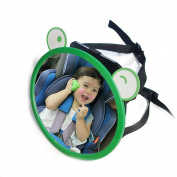 Baby Car Mirror Safest Rear View Mirror for Rear Facing Baby Seat