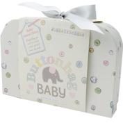 Buttonbag Baby Handprint Gift Kit