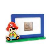 Aracne Italy with Pirate Photo Frame 10 X 15 cm