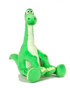 "THE GOOD DINOSAUR - Plush Toy character ""Arlo"" (sitting 13""/34cm) of the movie ""THE GOOD DINOSAUR"" - Quality Velboa"