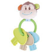 Bigjigs Toys Cheeky Monkey Key Rattle