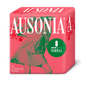 AUSONIA Sanitaty towels normal 16 uds