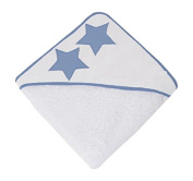 Nanelle n11cdbaebl Cape with Star Pattern