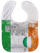 Dirty Fingers, Euro Football Dribbling for The Republic of Ireland, Bib