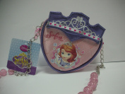Sofia the First - Crown Mini Heart Shoulder Bag