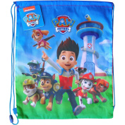 PAW Patrol Drawstring School Sports Gym & Swimming Bag
