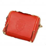 Cathly England Style Women Fashion Vintage Letter Messenger Bag