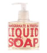 Eau D'Italie Pomegranate & Freesia Liquid Soap 300ml