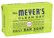 Pack of 1 x Mrs. Meyer's Bar Soap - Lemon Verbena - 160ml