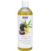 Now Foods Comforting Massage Oil Natural Oils Skin Rejuvenation 450ml