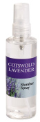Slumber Spray - Mist onto your pillow before sleep .. Made from Natural Lavender Oils - 100% Grown and made in Cotswold, England.