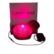 HAIR-LOSS LASER CAP FOR MEN OR WOMEN- PROVEN THERAPY TO TREAT HAIR LOSS AND PROMOTE HAIR GROWTH 144 LASER DIODES WHICH COVER THE SCALP
