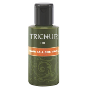 Trichup Henna Strong Beautiful Hairs 60ml Natural Healthy Oil Herbal Hair Oil Scalp Care Herbal Kit