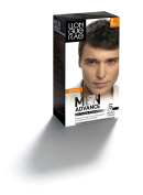 LLONGUERAS Men Advance Number 2, Dark Brown