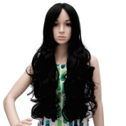 Aicos Wig for Halloween Women's long Curly Wigs Long Curly Full Hair Wig for Parties Cosplay & Daily Use.