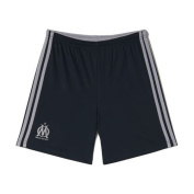 Children's Shorts Navy Olympique de Marseille Blue, 9/10 years