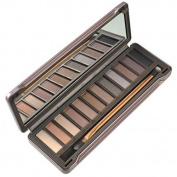 NEW 12 colours MAKE UP NEUTRAL SMOKY NAKED EYESHADOW PALETTE
