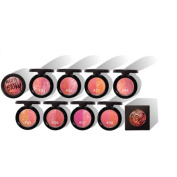 Face Like Baked Blush Palette Mixed Colour Makeup Blusher