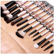 20 pcs Professional Cosmetic Makeup Brushes Set Goat / Pony Hair Eyeshadow Lip Blush Brush