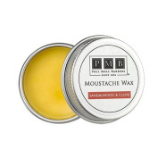 Moustache Styling Wax Sandalwood & Clove 15ml