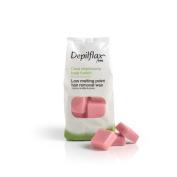 Pink .Wax Dure Depilflax Bag Pebble 1kg