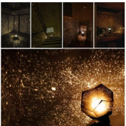 High Quality Celestial Star Projector Night Light