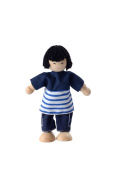Plan Toys Asian Boy Doll