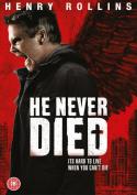 He Never Died [Region 2]
