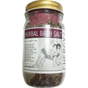 Herbal Bath Salt No.1 Energy Safflower