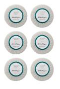 Salvatore Ferragamo Tuscan Soul Convivio Pleated Soaps - Set of 6, 50 gm soaps
