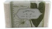 Simpatico Shea Butter Soap White Flower 240ml