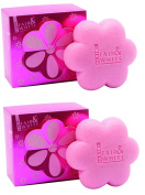 Fair & White So White Powder Scented Exfoliating Bar Soap,
