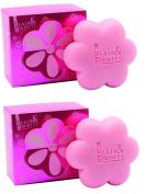 Fair & White So White Powder Scented Exfoliating Bar Soap,