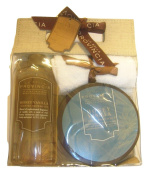 La Bella Provincia Honey Vanilla Gift Set - Shower Gel, Body Scrub & Wash Towel
